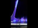 Сочи 2018 , Поющие фонтаны в Олимпийском парке .
