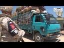 Армия России в Идлибе тысячи сирийцев бегут от боевиков