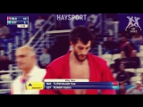 Ваэ Тутхалян — Highlights | Чемпионат мира по самбо 2017