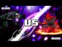 Akuma VS Venom
