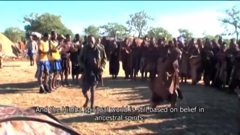 Магия приключений Намибия, Африка. Химба - люди лишённые дурных мыслей