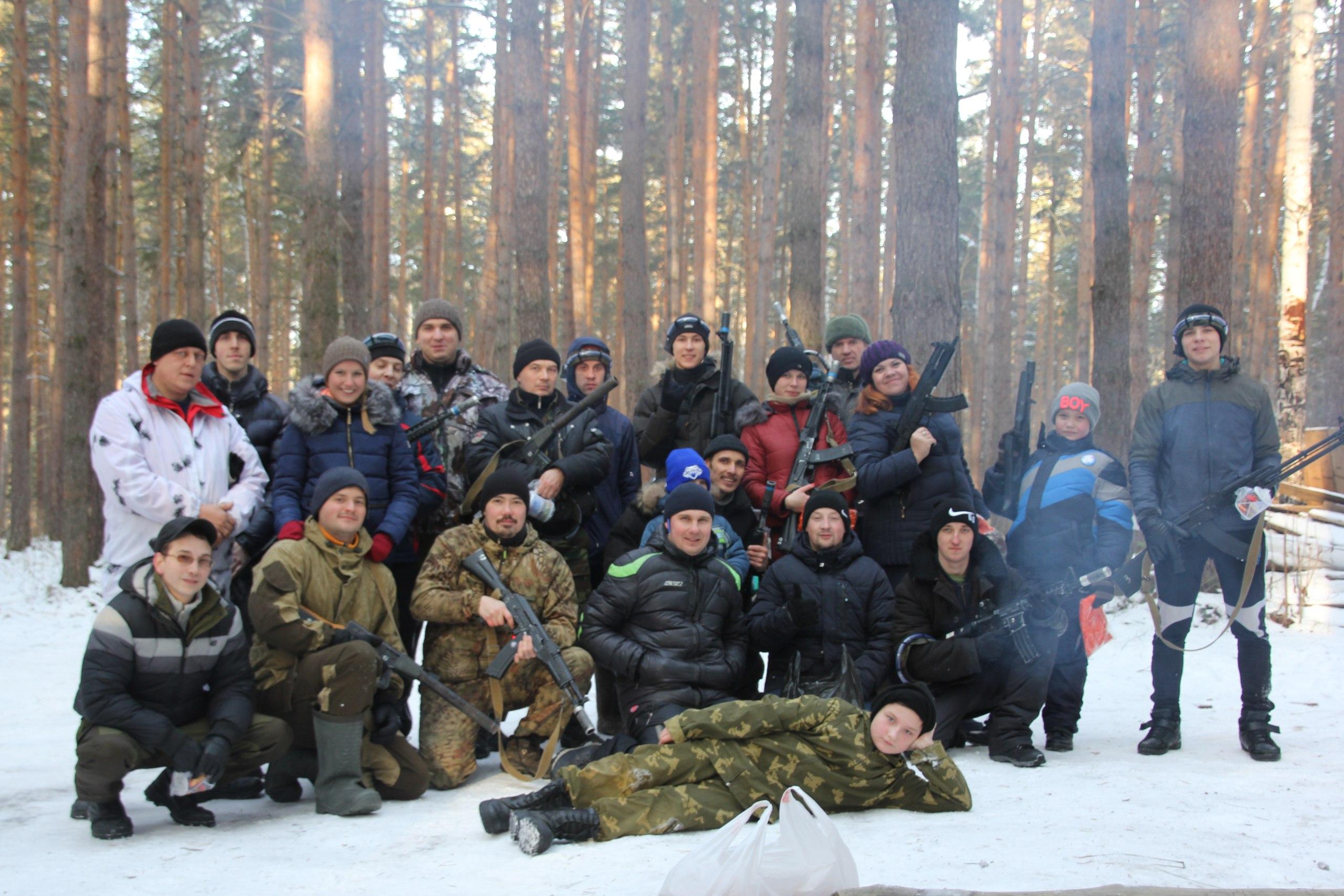 турнир по лазертагу, среди участков и служб ТПЦ №1