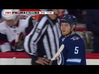 Дмитрий Куликов забросил свою третью шайбу в этом сезоне!