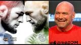 ДАНА УАЙТ О БОЕ КОНОР ХАБИБ НА UFC 229 lfyf efqn j ,jt rjyjh [f,b, yf ufc 229