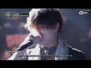 Schoolrapper2 EP.6 Выступление Бёнджэ и Хаона. (рус.саб)