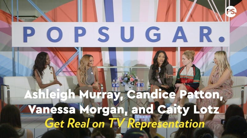 Ashleigh Murray, Candice Patton, Vanessa Morgan, and Caity Lotz Get Real on TV Representation