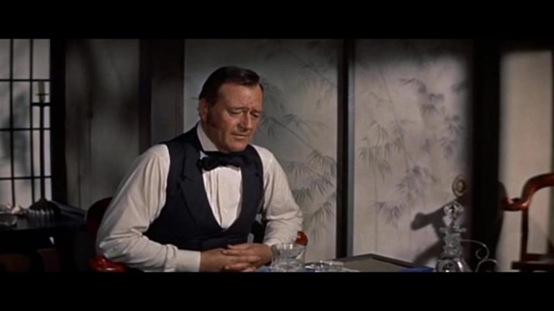 Варвар и гейша / The Barbarian and the Geisha (1958)