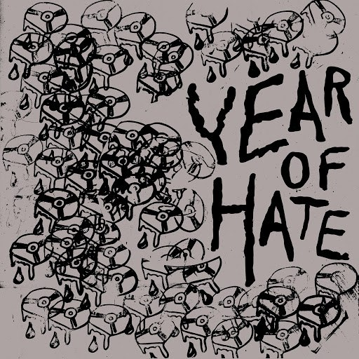 The Cribs альбом Year of Hate