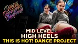 THIS IS HOT! DANCE PROJECT | HIGH HEELS MID CREW ★ RDC18 ★ Project818 Russian Dance Championship ★