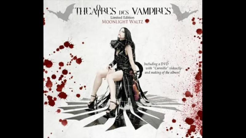Theatres Des Vampires Figlio Della Luna Moonlight Waltz