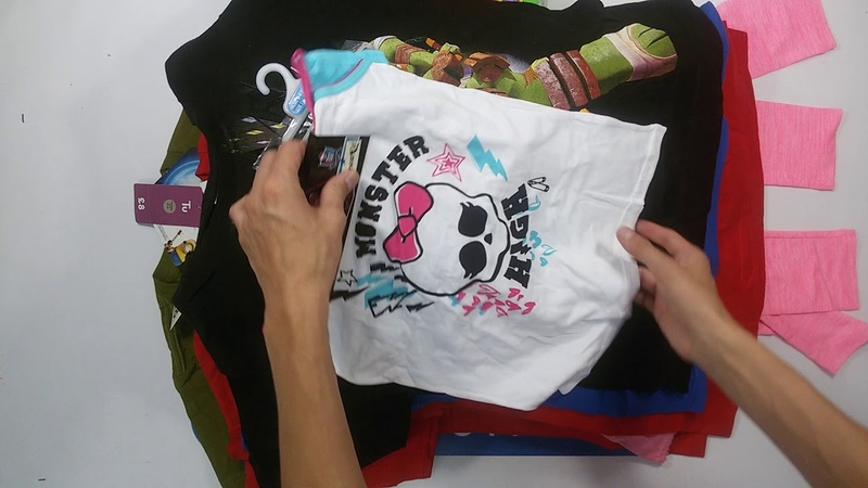1435 Kids mix Stock 8пак - детский всесезонный мультибрендовый сток