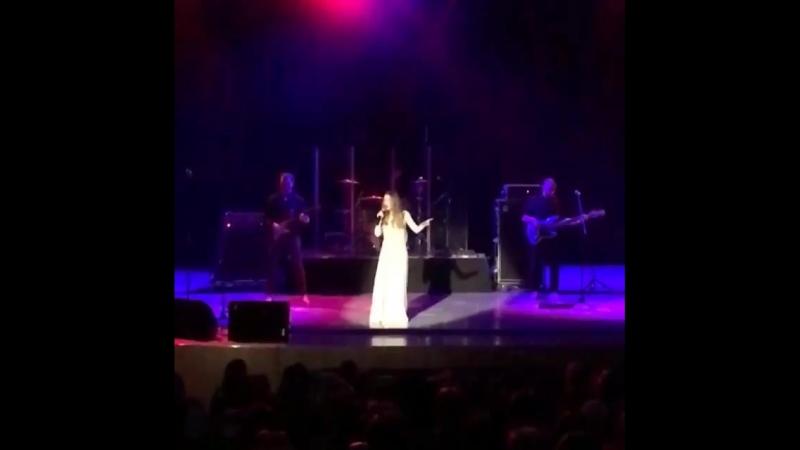 Юлия Савичева - Believe me (г. Бирск, 18.03.2018 г., ГДК)