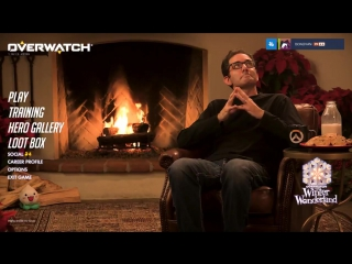 New Overwatch hero: Jeff Kaplan