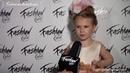Карасева Арина 4года финалистка чемпионата моды и талантов Fashion talent