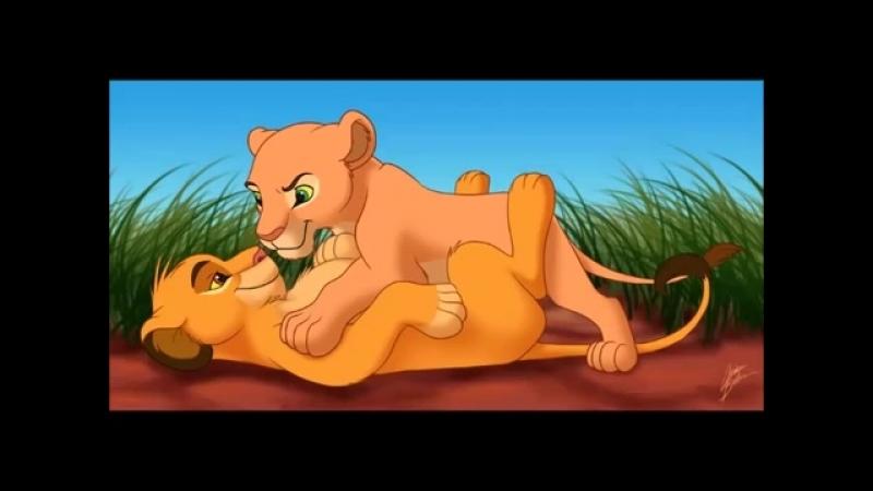 Tribute to Simba and Nala