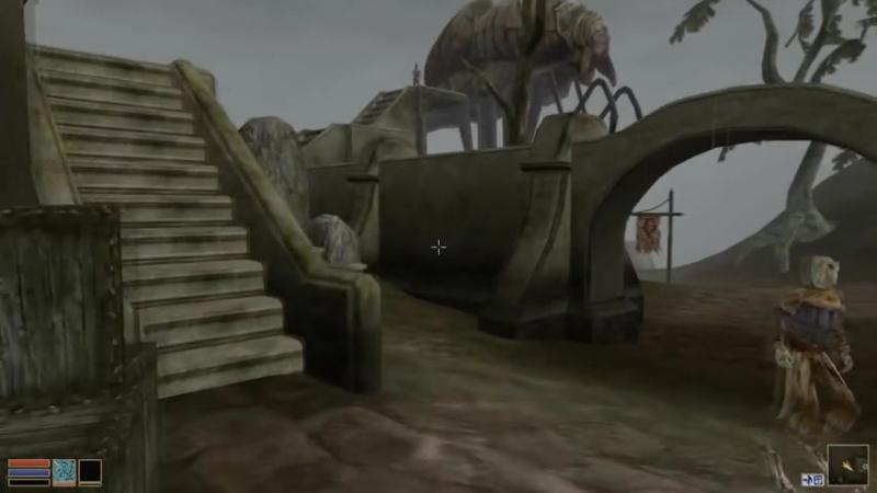 Прохождение TES III- Morrowind @2 Амулет теней_HIGH.mp4