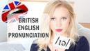 BRITISH ENGLISH PRONUNCIATION ɪə vowel sound here career and clear