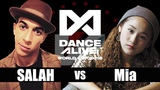 SALAH(France) vs Mia(Japan)