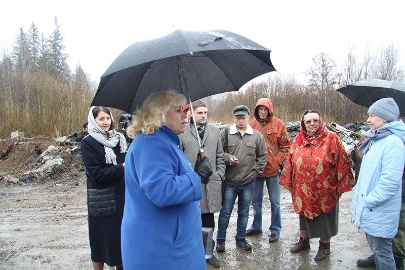 Томские активисты ОНФ добиваются ликвидации крупных свалок в областном центре