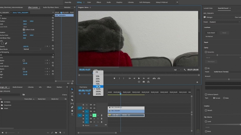 Move Objects with Your Mind Adobe Premiere Pro CC Tutorial (2)