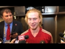I asked @andrewcarleton7 if he allowed himself to think about playing against a legend in Wayne Rooney
