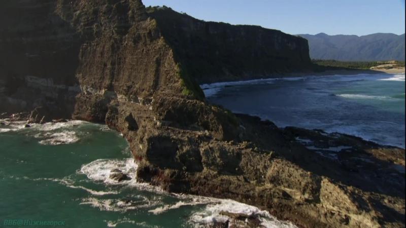 BBC «Тайны Тихого океана (6). Хрупкий рай» (Познавательный, природа, путешествие, 2009)