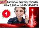 Enjoy Facebook at its best Join our Facebook Customer Service 1-877-350-8878