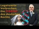 Legalisierte Verbrechen der Migranten die Erosion des deutschen Rechtsstaates