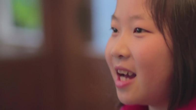 Ching Tsing from Hong Kong, 10 years old