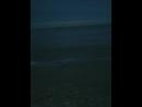ночное море.голубая бухта.геленджик