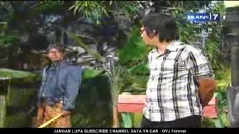 Opera Van Java OVJ Episode Perkawinan Yang Gagal Bintang Tamu Dedy Corbuzier dan Sarah Jane