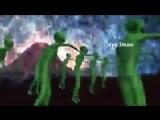 Магический танец рептилоидов