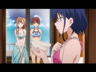 Месть Масамунэ! OVA / Masamune-kun no Revenge OVA (animevost.org)