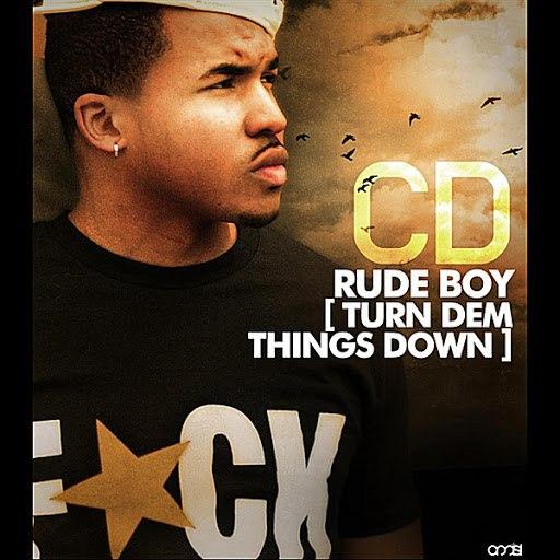 CD альбом Rude Boy [ Turn Dem Things Down ] = Single
