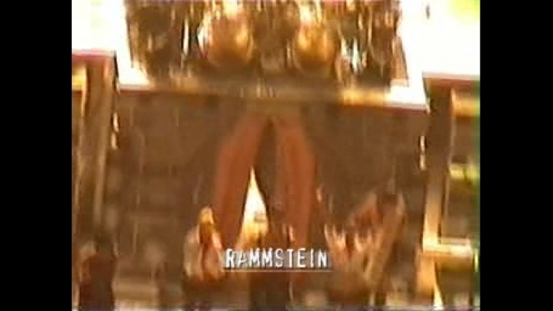 Rammstein Stripped Live At Moscow Russia 2004