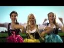 Пародия на клип Три немки поют весёлую песню о животных А трактор рум циплёнок хрум