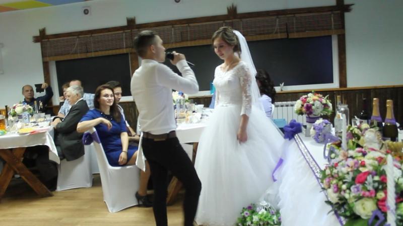 поздравление со свадьбой от брата сестре