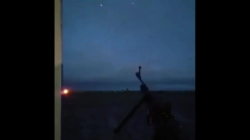 вот как звезды попадают на небо