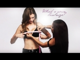 Watch A Victoria's Secret Bra Fit Expert In Action (RUS SUB)