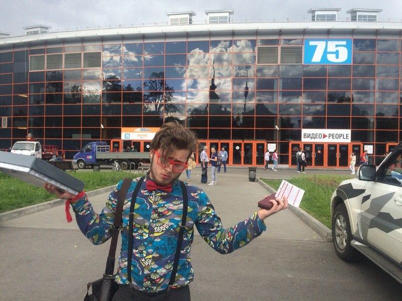 Никита Колобанов | Москва