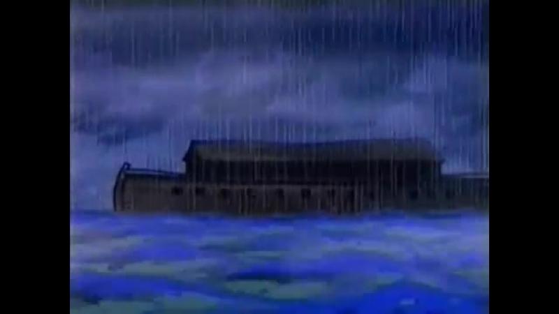 Ной и Великий потоп. (Библейские истории) читает Иннокентий Смоктуновский.
