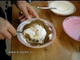 Творожный десерт Трио _ Homemade quark dessert Trio