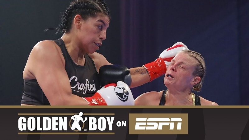 Maricela Cornejo vs Samantha Pill (HD 1080)