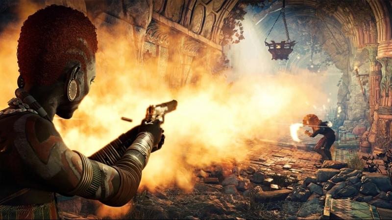 PS4\XBO - Strange Brigade Art Screenshot Portfolio