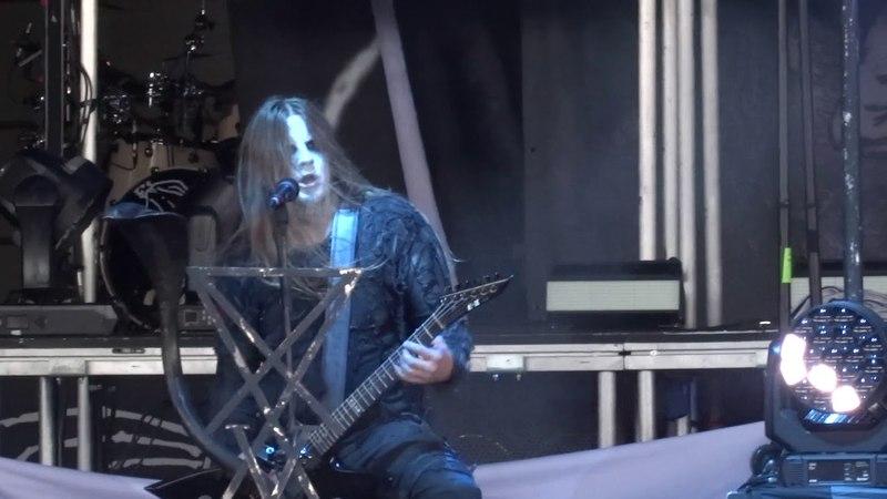 Behemoth - Wolves ov Siberia (Live at Hollywood Casino Amphitheatre, Tinley Park, Chicago, IL, 25.05.2018)