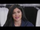 Интервью | Блиц-опрос Кайли Дженнер на съёмках рекламной кампании Calvin Klein | Осень 2018.