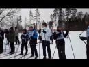 СИБУР Тольятти. Лыжные гонки. 20.01.2017