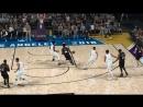 Andre Drummond kills Joel Embiid (NBA 2K18)