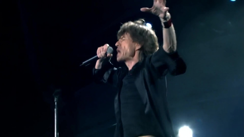 Rolling Stones - Shes So Cold (live)