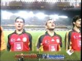 SL 2000-01. Galatasaray 0-0 Fenerbahçe (highlights)